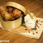 Pisang Goreng Javaans eetcafé Groningen